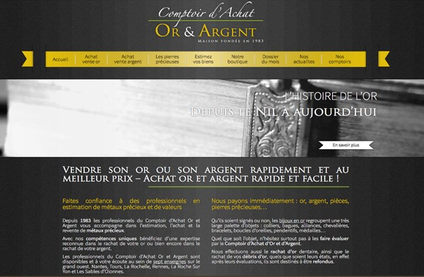 creation-site-internet-comptoir-achat-or-argent-nantes-agence-web-fair