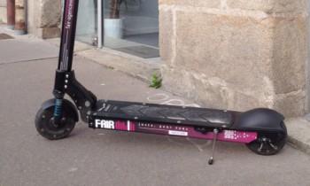 trottinette électrique egret one fair Fair Agence web Nantes 44