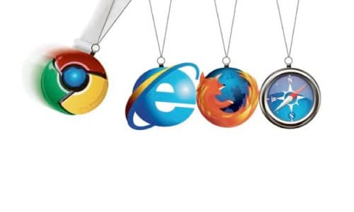 Navigateurs chrome firefox internet explorer Fair Agence web Nantes 44