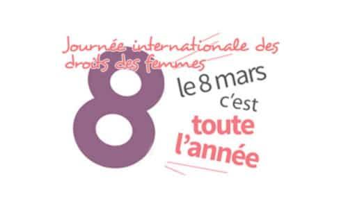 journée internationale des droits des femmes Fair Agence web Nantes 44