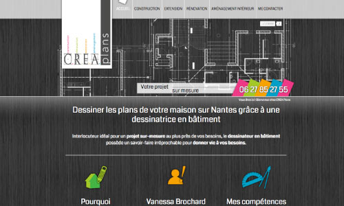 site-internet-crea-plans Fair Agence web Nantes 44