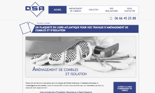 site-internet-dsa-plaquiste Fair Agence web Nantes 44