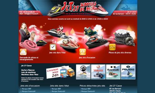 site-internet-jet-27-casse Fair Agence web Nantes 44