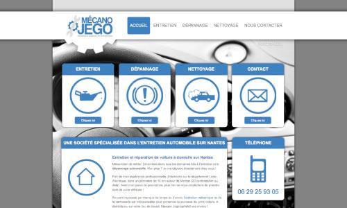 site-internet-mecanojego Fair Agence web Nantes 44