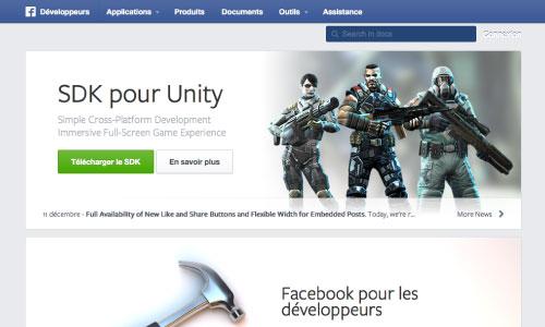refonte-graphique-facebook-developers Fair Agence web Nantes 44
