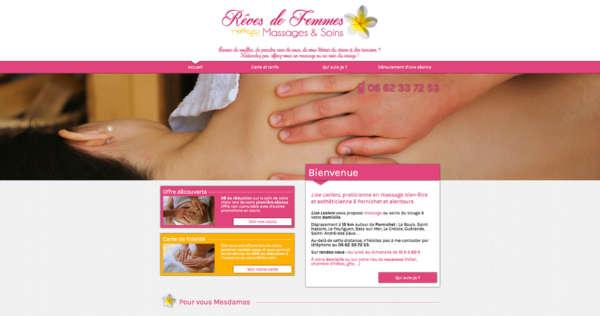 site-internet-reves-de-femmes-massage-domicile-pornichet