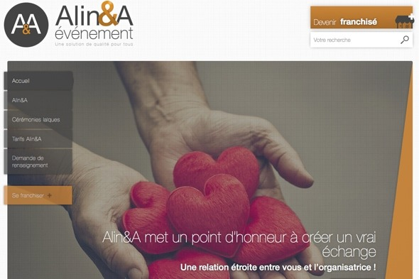 alinea-evenement-creation-site-internet-web-agence-fair-nantes