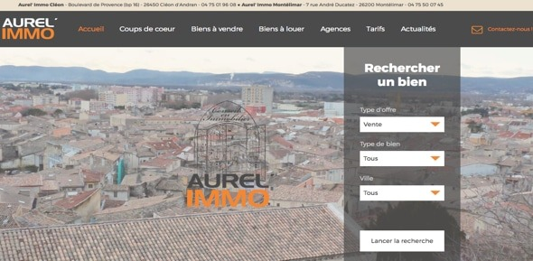 creation-conception-site-internet-agence-immobilier-aurel-immo-agence-web-fair-nantes