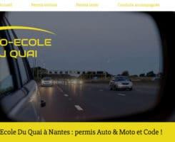 creation-site-internet-auto-ecole-du-quai-agence-web-nantes-fair