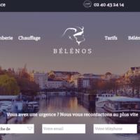 serrurier-plombier-chauffagiste-nantes-belenos-creation-site-internet-agence-web-fair