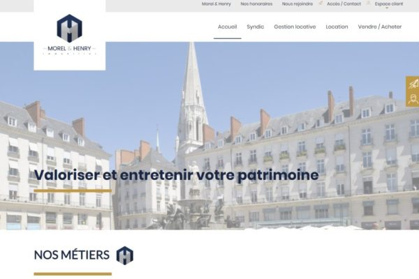cabinet-morel-henry-immobilier-creation-site-web-agence-fair-nantes-44
