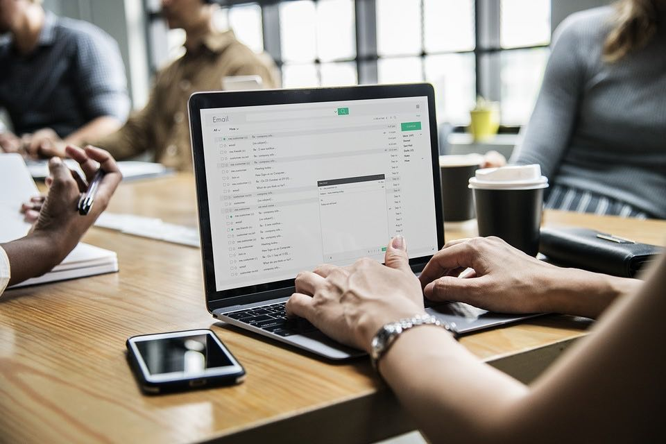 Créer e-mail prospection commerciale